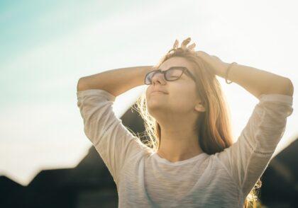 چگونه ذهن خود را آرام کنیم؟